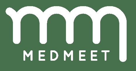 MedMEET Logo White Standardcropped MedMeet