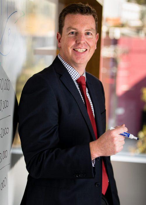DPM Executive Portraiture - Daniel Heath
