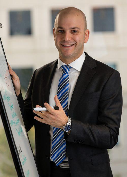 DPM Executive Portraiture - Dino Miliotis