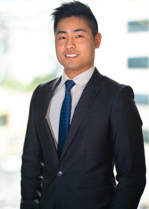 DPM Executive Portraiture - Roger Tsui