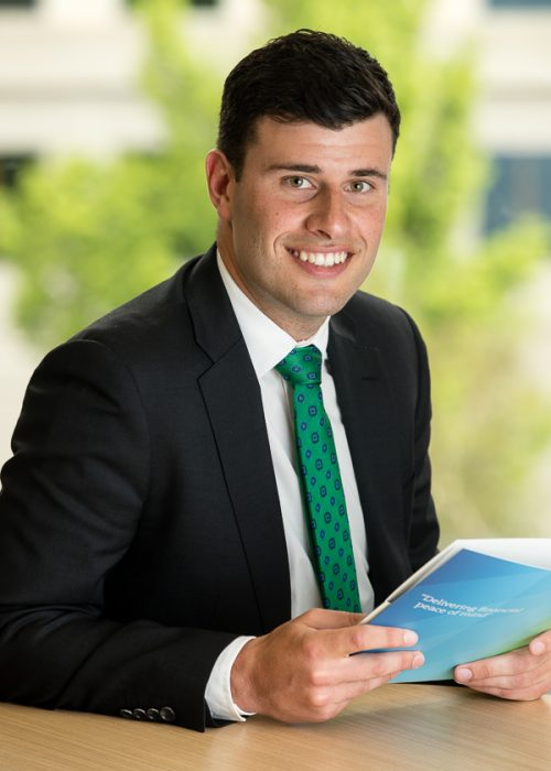 DPM Executive Portraiture - Tom Rogers