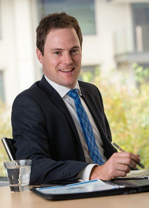 DPM Executive Portraiture - William Ezzy