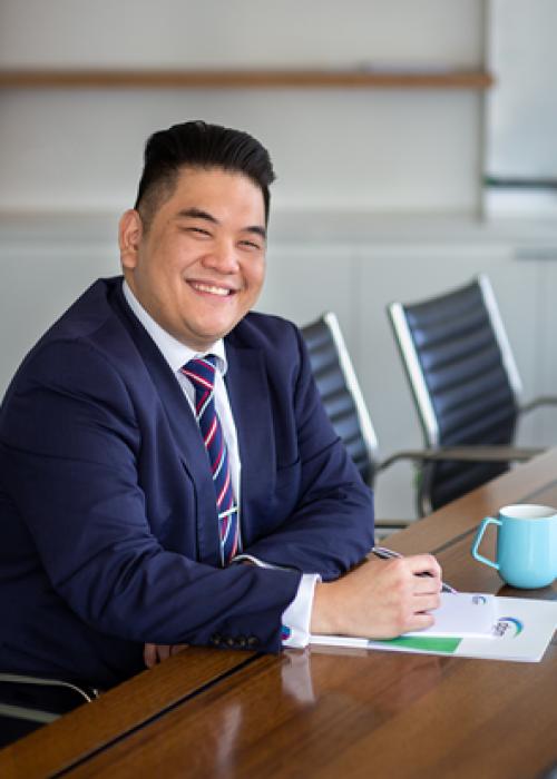 DPM Executive Portraiture - William Indrawan