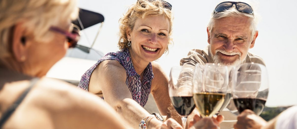 retired-friends-cheers-iStock_000060454818